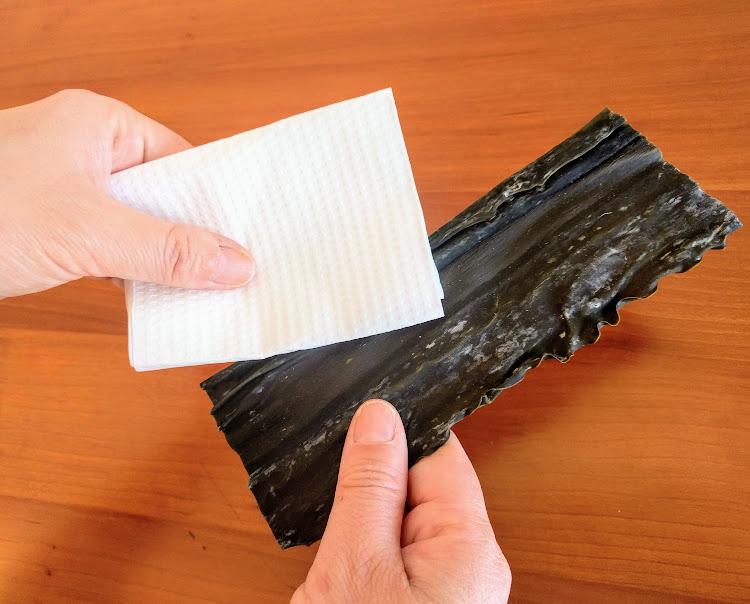昆布だし(水出し)の取り方【だしとうま味の料理教室|名古屋】