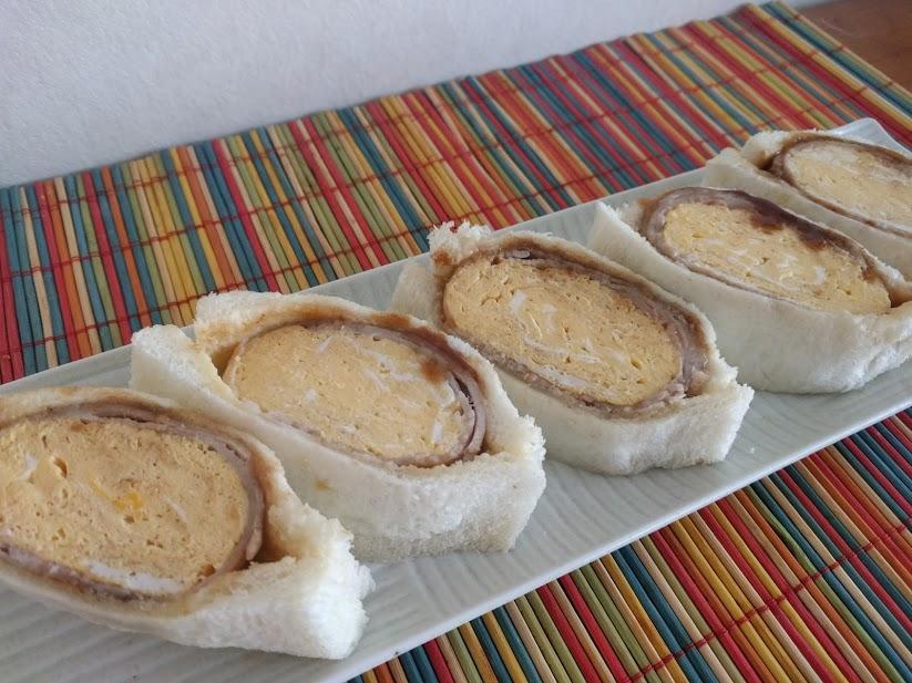 肉巻きだし巻き卵(試作中…)【だしとうま味の料理教室|名古屋】