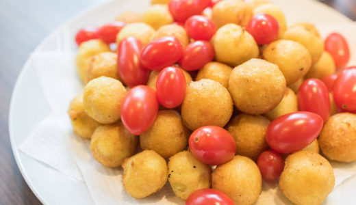 【レシピ】サクサク&ふんわり食感がハマる「ポテト・パフ」