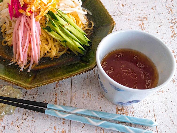 冷やし中華のタレの作り方