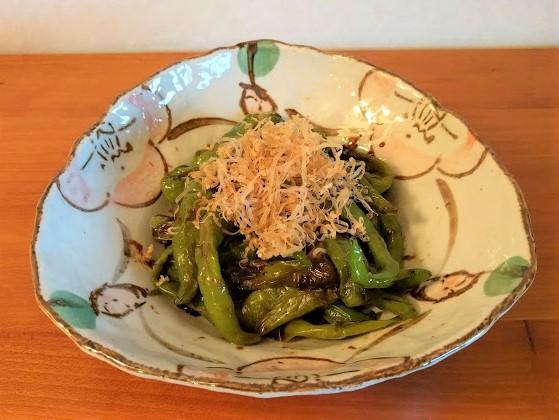 じゅんわり染みるピーマンの田舎煮【だしとうま味の料理教室|名古屋】