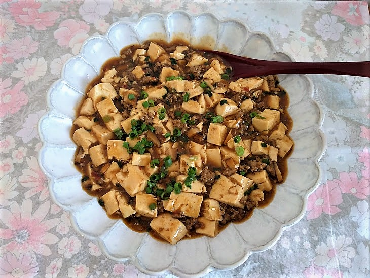 お家で作ろう!麻婆豆腐(マーボー豆腐)【だしとうま味の料理教室|名古屋】