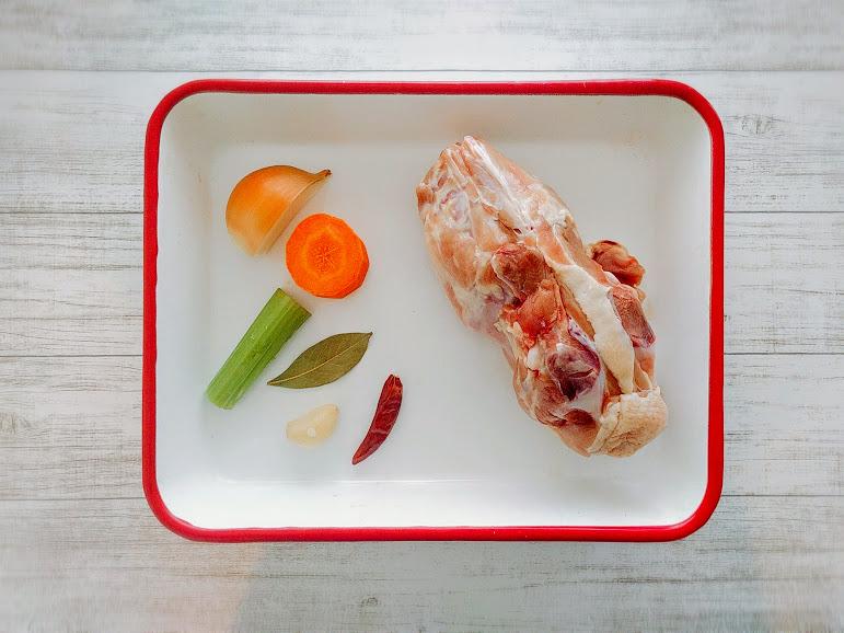 鶏ガラスープ