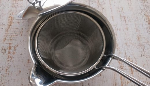 だし取り用の鍋、とっても便利すぎ【だしとうま味の料理教室|名古屋】