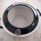 ホーローの揚げ物鍋