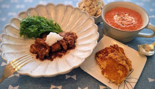 【Thanks!】4月の料理教室【だしとうま味の料理教室|名古屋】